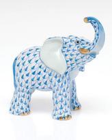 Herend Young Elephant Figurine