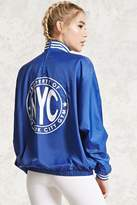 Forever 21 NYC Graphic Windbreaker