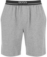 Boss Hugo Boss Cotton Lounge Shorts Grey
