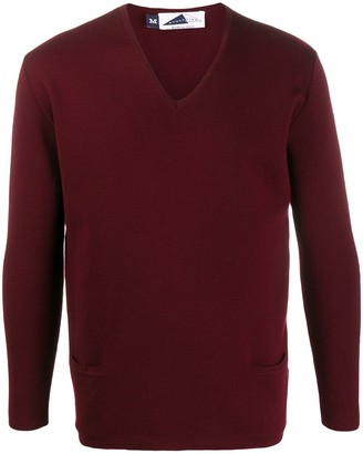 Anglozine Long-Sleeve Fitted Sweater