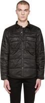 Burberry Black Harkstead Jacket