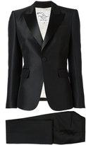 DSQUARED2 London suit jacket - women - Silk/Polyester/Wool - 36