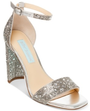 Betsey Johnson Rina Dress Sandal Women's Shoes