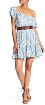 Jessica Simpson Printed Yunice Dress
