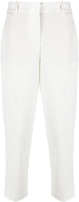 Circolo 1901 Cropped Tailored Trousers