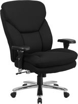 Asstd National Brand Contemporary Multi-Shift Big & Tall Fabric Office Chair