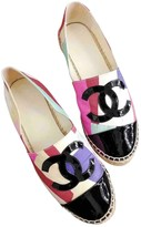 Chanel Multicolour Cloth Espadrilles