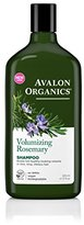 Avalon Shampoo, Volumizing Rosemary, 11 Fluid Ounce (Pack of 2)