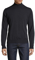 Toscano Wool Turtleneck Sweater