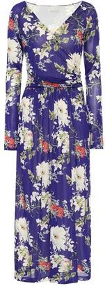 Etro Floral maxi dress