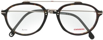 Carrera Round Frame Glasses