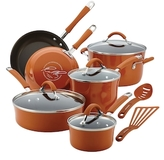 Rachael Ray Cucina Non-Stick Cookware Set (12 PC)