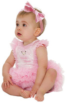 Disney Baby Minnie Mouse Pink Tutu and Headband 18-24 months