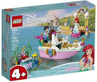 Lego Disney Princess Ariel's Celebration Boat