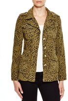 Sundry Army Twill Cheetah Jacket - 100% Exclusive