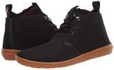 Vivo barefoot Vivobarefoot Gobi II Utility (Black) Men's Shoes