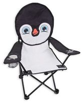 Pacific Play Tents Pete The Penguin Chair in Black