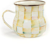 Mackenzie Childs MacKenzie-Childs Parchment Check Mug
