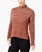 Calvin Klein Jeans Striped Boucle Sweater