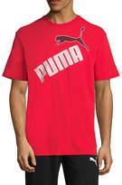 Puma Logo Graphic Tee