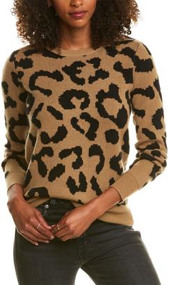 Madeleine Thompson Grumpy Wool & Cashmere-Blend Sweater