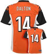 Nike Boys 8-20 Cincinnati Bengals Andy Dalton Game NFL Replica Jersey