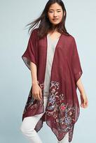 Anthropologie Iliana Embroidered Kimono