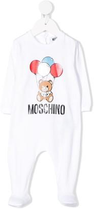 MOSCHINO BAMBINO Teddybear Print Pyjamas