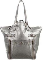 Saint Laurent Metallic Downtown Bag