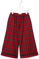 Vivetta Kids - 'Pompelmo' pants - kids - Cotton/Nylon/Spandex/Elastane/Virgin Wool - 10 yrs