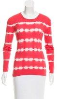 Michael Kors Cashmere Dip-Dye Sweater