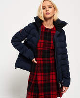 Superdry SD-X Superfibre Slim Puffer Jacket