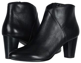 David Tate Rocco (Black Soft Calf) Women's Shoes