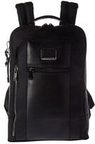 Tumi Alpha Bravo Davis Backpack (Black) Backpack Bags