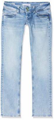 Pepe Jeans Women's Venus Straight Jeans
