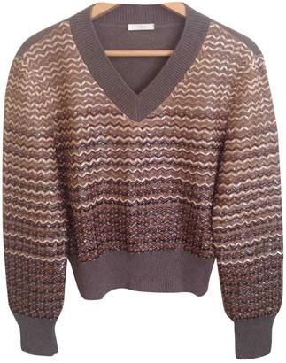 Chloé Brown Cashmere Knitwear for Women