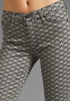 Hudson Jeans Nico Art Deco Midrise Super Skinny