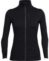 Icebreaker Women's Rush Long Sleeve Full Zip Jacket