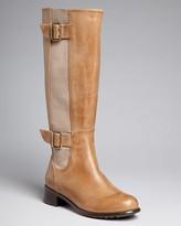 Taryn Rose Flat Riding Boots - Tracie