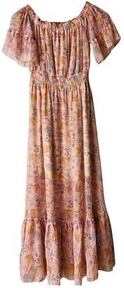 Non Signã© / Unsigned Hippie Chic Multicolour Polyester Dresses