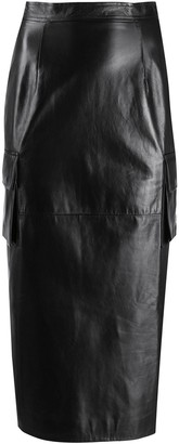 Simonetta Ravizza High-Waisted Utility Skirt