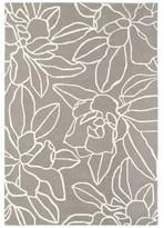 Sanderson Magnolia Linen Rug 280 x 200cm