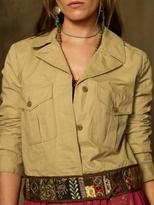 Denim & Supply Ralph Lauren Cotton Eisenhower Jacket