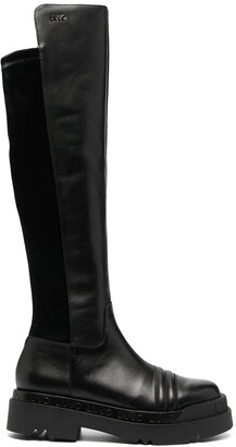 Liu Jo Knee-High Leather Boots