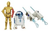 Star Wars Episode VII 3.75-Inch Figure 2-Pack Snow Mission R2-D2 and C-3PO