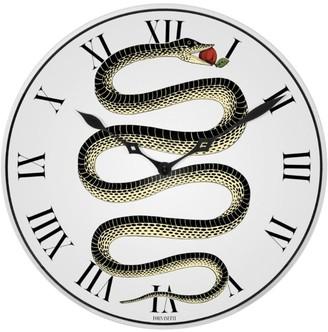 Fornasetti Peccato Originale Wall Clock