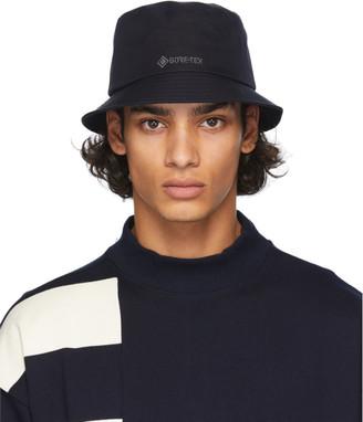 Nanamica Navy Gore-Tex Bucket Hat