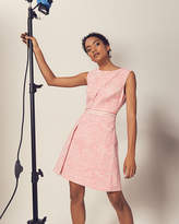 Ted Baker Fish Print Dress Coral