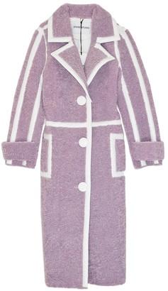 Stand Kenzie Coat in Pale Iris