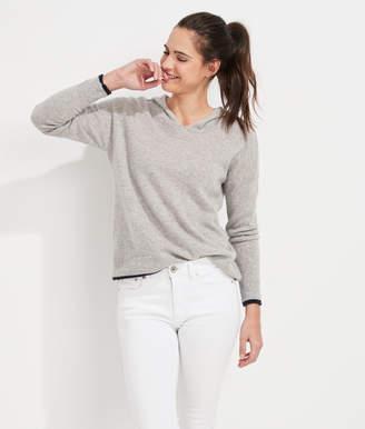 Vineyard Vines Lofty Cashmere Hoodie Sweater